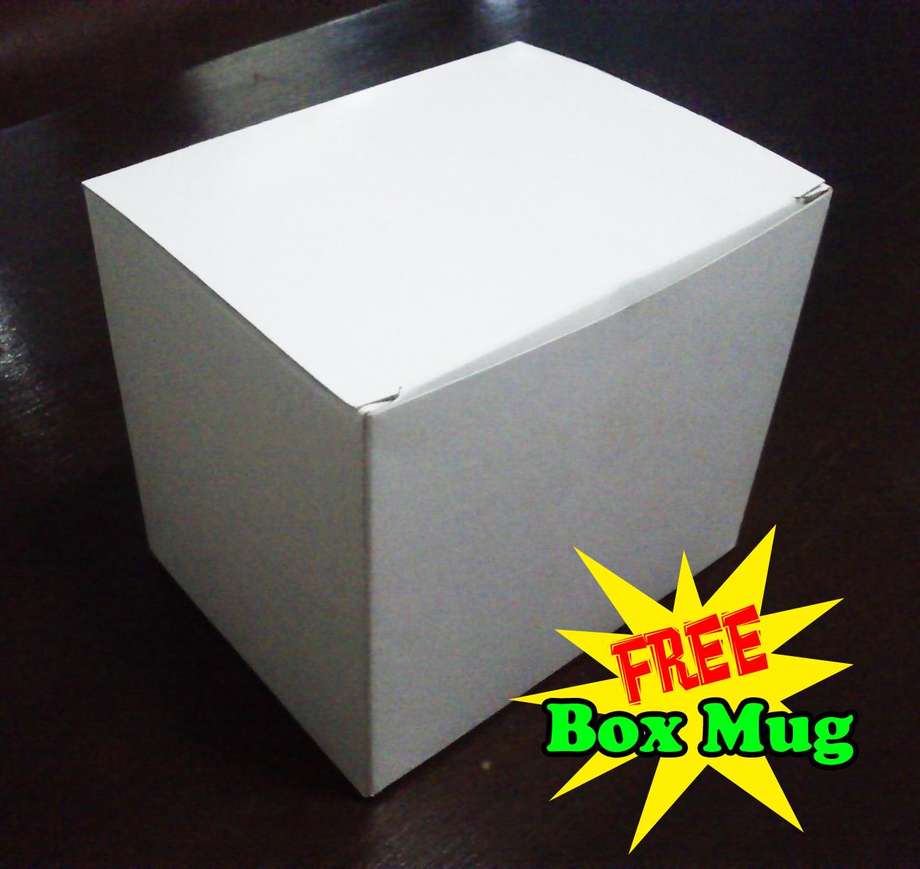 Free Box Mug